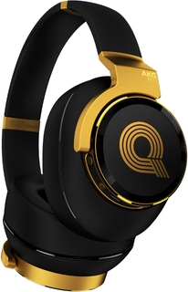 AKG brings the world's first headphone with personalized sound.  Inspired by Quincy Jones.