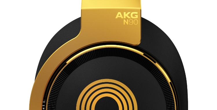AKG N90Q - Side