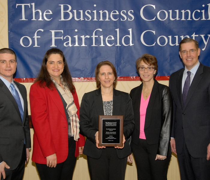 HARMAN Recognized for Promoting Healthy Lifestyles in the Workplace