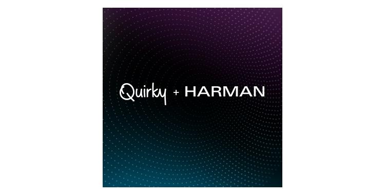 Quirky + HARMAN