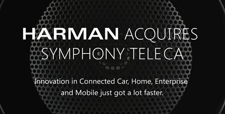 HARMAN Acquires Symphony Teleca