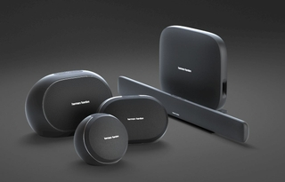 Harman Kardon OMNI+ Brings Wireless, Multi-Room True HD Audio to the Home