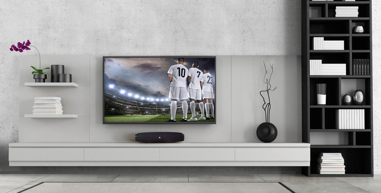 Lifestyle Image - Boost TV (Living Room, Sport)