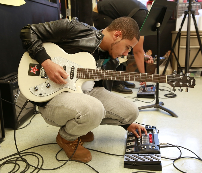 Campos Band - Guitar