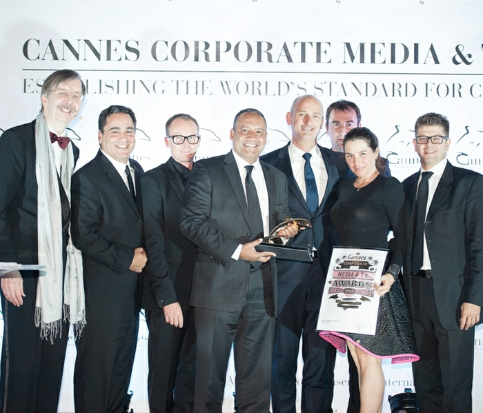 """The Distortion of Sound"" documentary by HARMAN wins Gold Dolphin at Cannes Corporate Media & TV Awards"