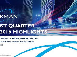 HARMAN Reports First Quarter Fiscal 2016 Results | HARMAN