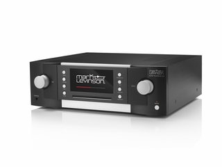 HARMAN's Mark Levinson® Previews № 519 Audio Player: High-Resolution Wired and Wireless Streaming, Network, Disc and Digital Inputs