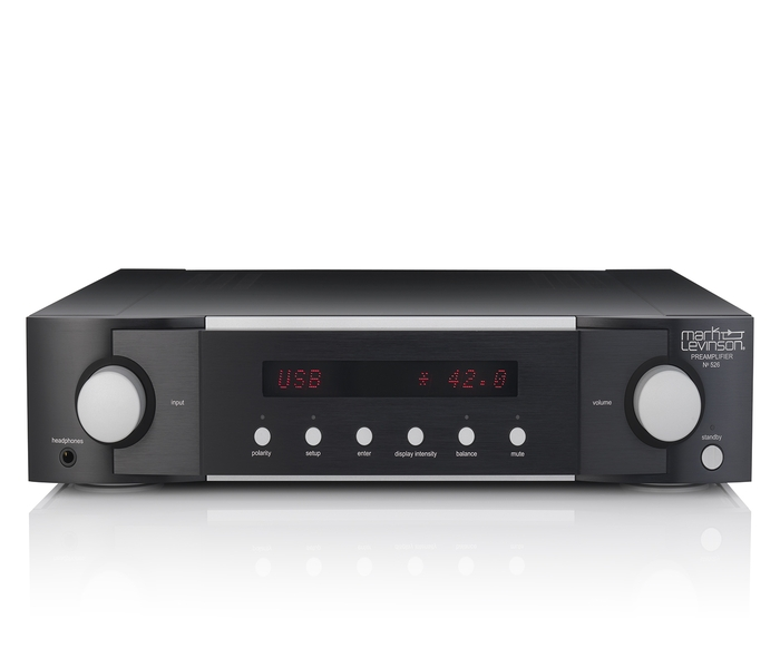 Mark Levinson 526 PreAmplifier (Front)