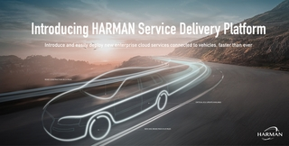 HARMAN Announces Open Cloud-based Service Delivery Platform for the Connected Car