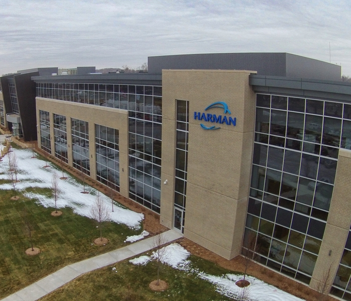 HARMAN Facility in Novi, MI