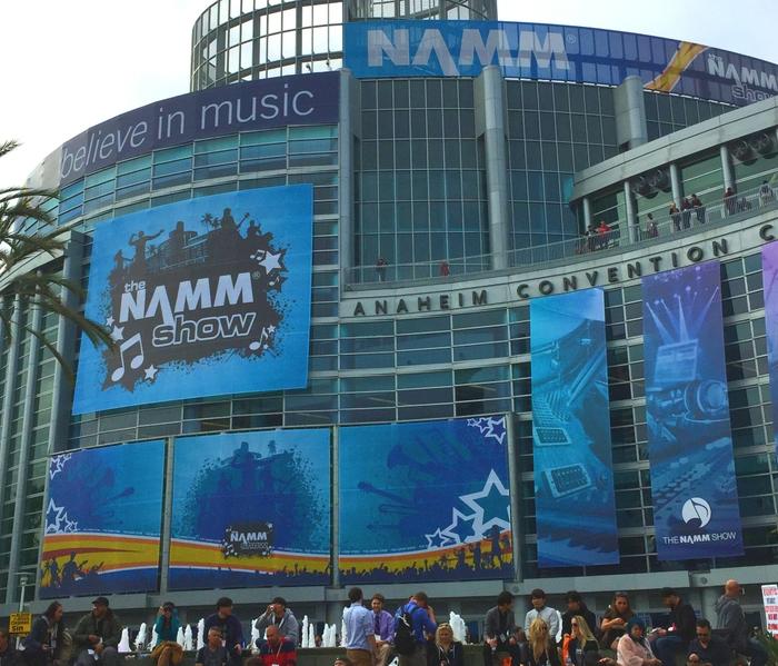 HARMAN Rocks NAMM 2016