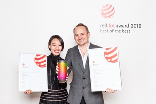 HARMAN wins prestigious 'Best of the Best' at Red Dot Communication Design Awards