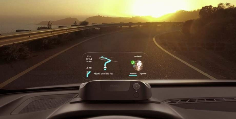HARMAN Announces Strategic Investment in Navdy and Partners to Offer Aftermarket Augmented Reality Driving Device to Global Automotive OEMs