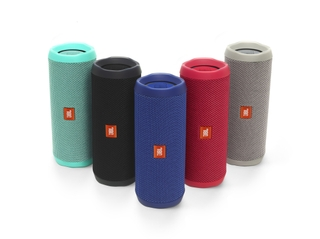 Amplify Your Adventure: JBL® Flip 4 Brings Waterproof, Rugged Design to Portable Speaker Series