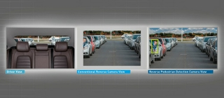 HARMAN 'Reverse Pedestrian Detection' Safety Technology Targets Reduction in Injuries and Death from Back-Over Incidents