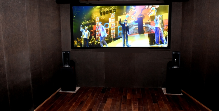 Luxury Audio Showroom Ahmedabad 2