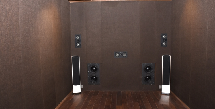 Luxury Audio Showroom Ahmedabad 3