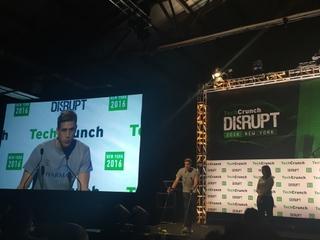 HARMAN Hacks TechCrunch Disrupt NY