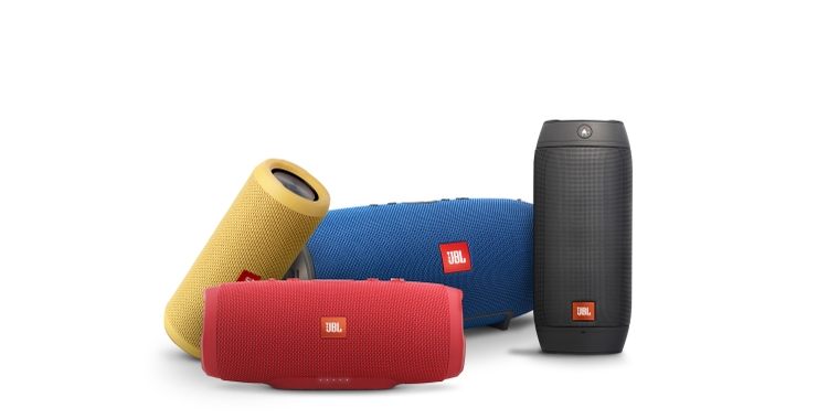 JBL® Portable Speakers Come to Life with Siri and Google Now Voice Integration