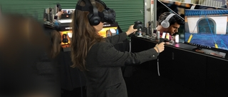 JBL EVEREST™ ELITE SDK and Vive deliver an immersive virtual reality hack at Tech Crunch Disrupt SF delivering better safety for consumers