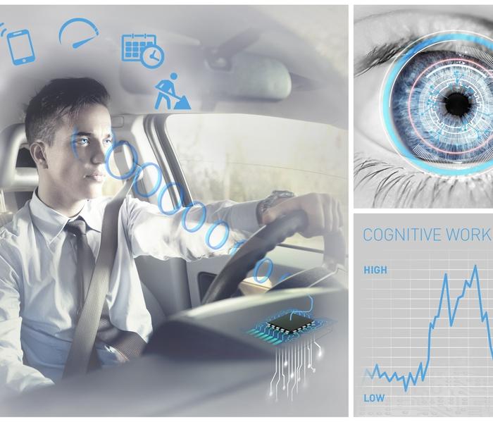HARMAN'S Pupil-Based Driver Monitoring System Named a 2016 CTIA Emerging Technology (E-Tech) Award Winner
