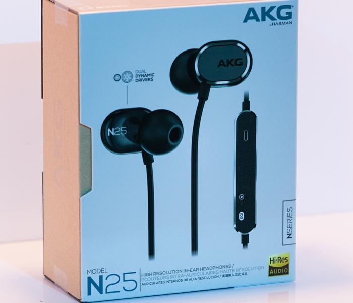 AKG N25
