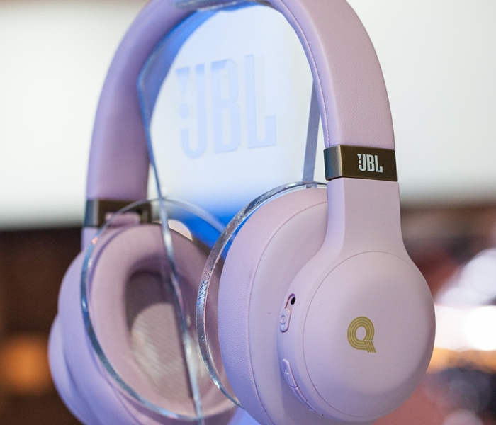 a4a83f76f5b JBL® and Music Pioneer Quincy Jones Introduce E55BT Quincy Edition ...