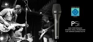 AKG by HARMAN Debuts the P5i Microphone