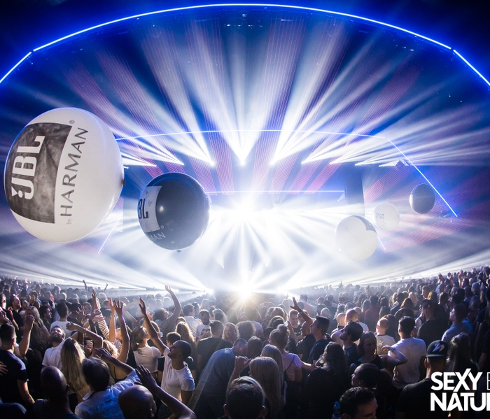 HARMAN and JBL Take Centre Stage at Amsterdam Dance Event