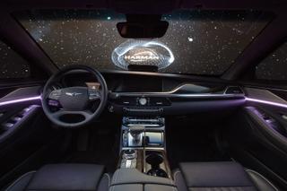 HARMAN demonstrates the importance of audio in the autonomous car at the 2017 Geneva International Motor Show