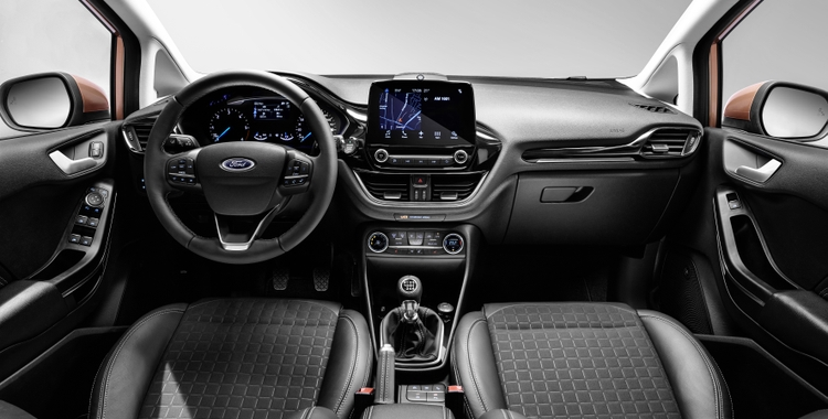 FORD_FIESTA2016_TITANIUM_COCKPIT_03 s_Source Information Ford of Europe