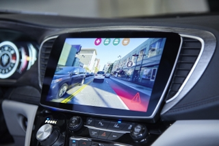 HARMAN Demonstrates Advanced Connected Car Platform for Industry Leading Intelligent Cockpit for the first Time in Europe at Geneva Motor Show 2017