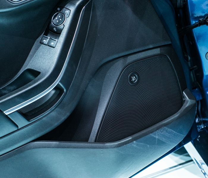B&O PLAY Sound system in the new generation Ford Fiesta_1