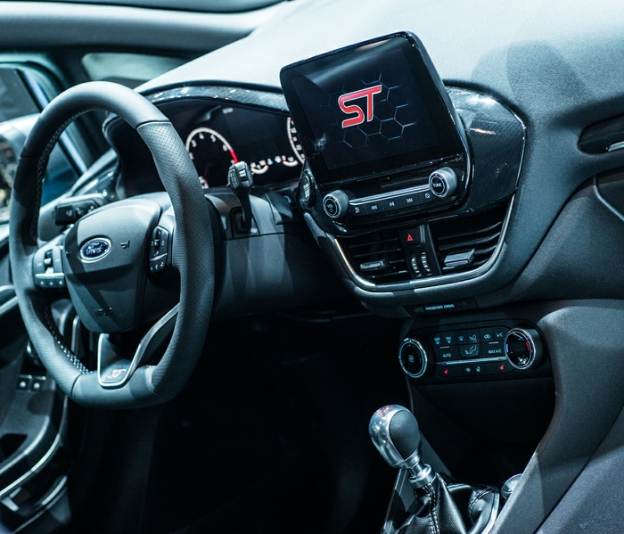 B&O PLAY Sound system in the new generation Ford Fiesta_2