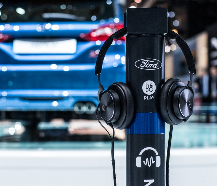 B&O PLAY Play Sound system in the new generation Ford Fiesta_4