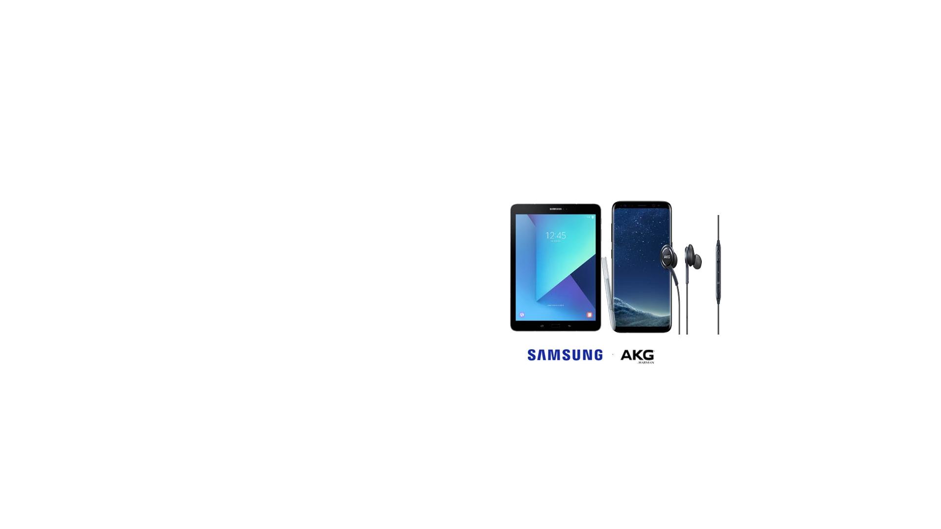 new Samsung AKG unpack banner v3 kc