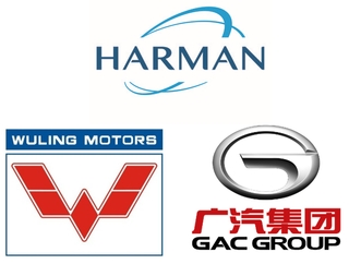 HARMAN Expands Connected Car, In-Car Audio Business in China with New Contracts