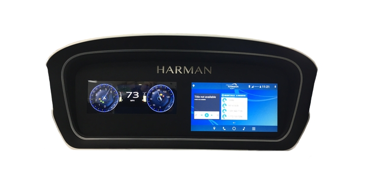 HARMAN Digital Cockpit