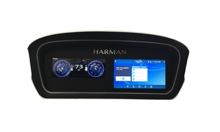 HARMAN Introduces Scalable Digital Cockpit Platform for Fully-Integrated Automotive Experience