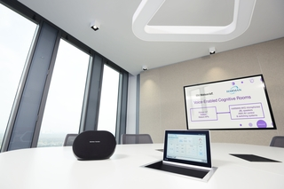 HARMAN and IBM Watson IoT Introduce Cognitive Rooms that Bring Connected Experiences to Enterprise Settings