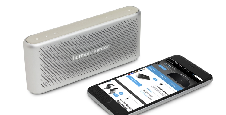 Hit the road with the new Harman Kardon Traveler