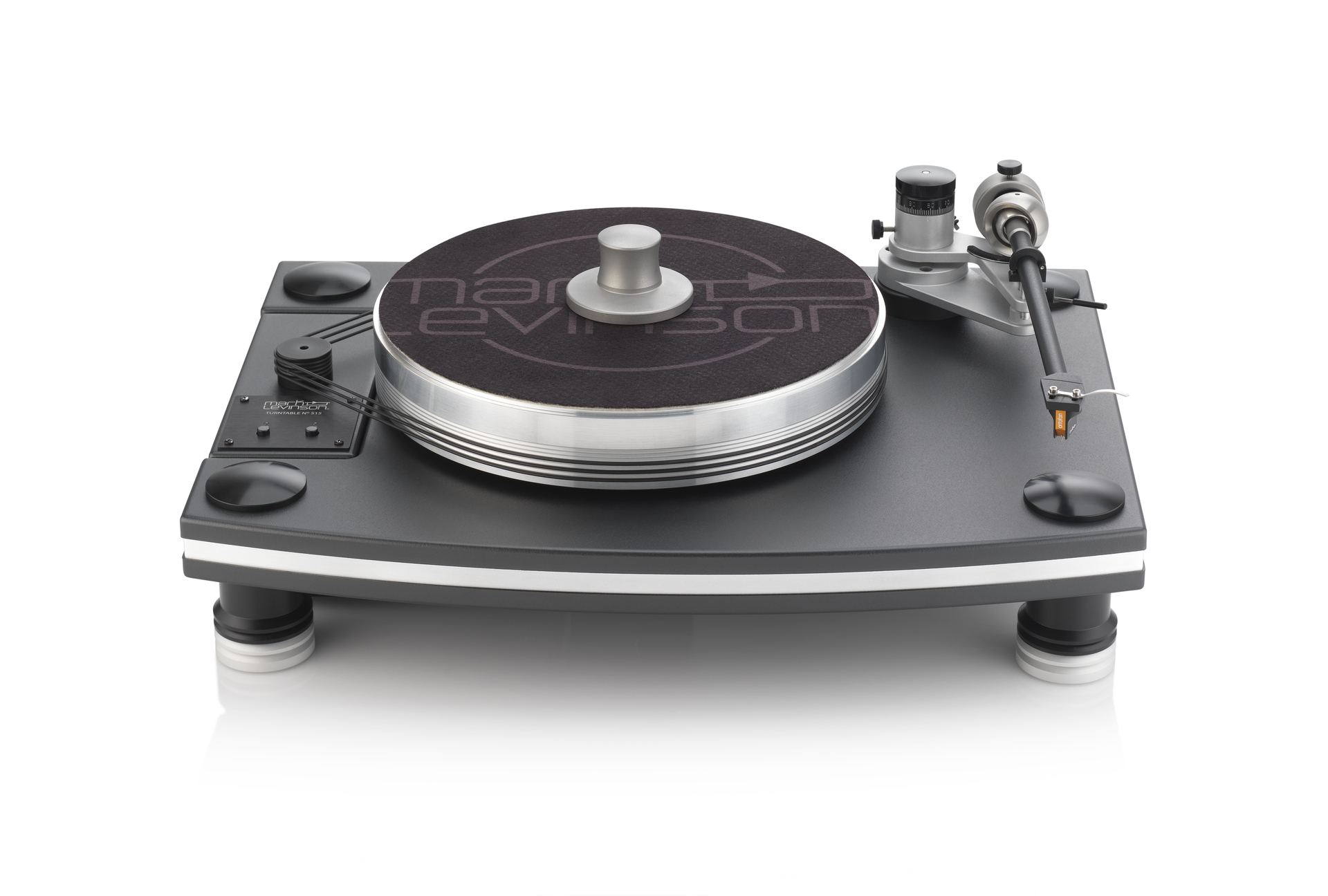 MarkLevinson_No515 Turntable_3