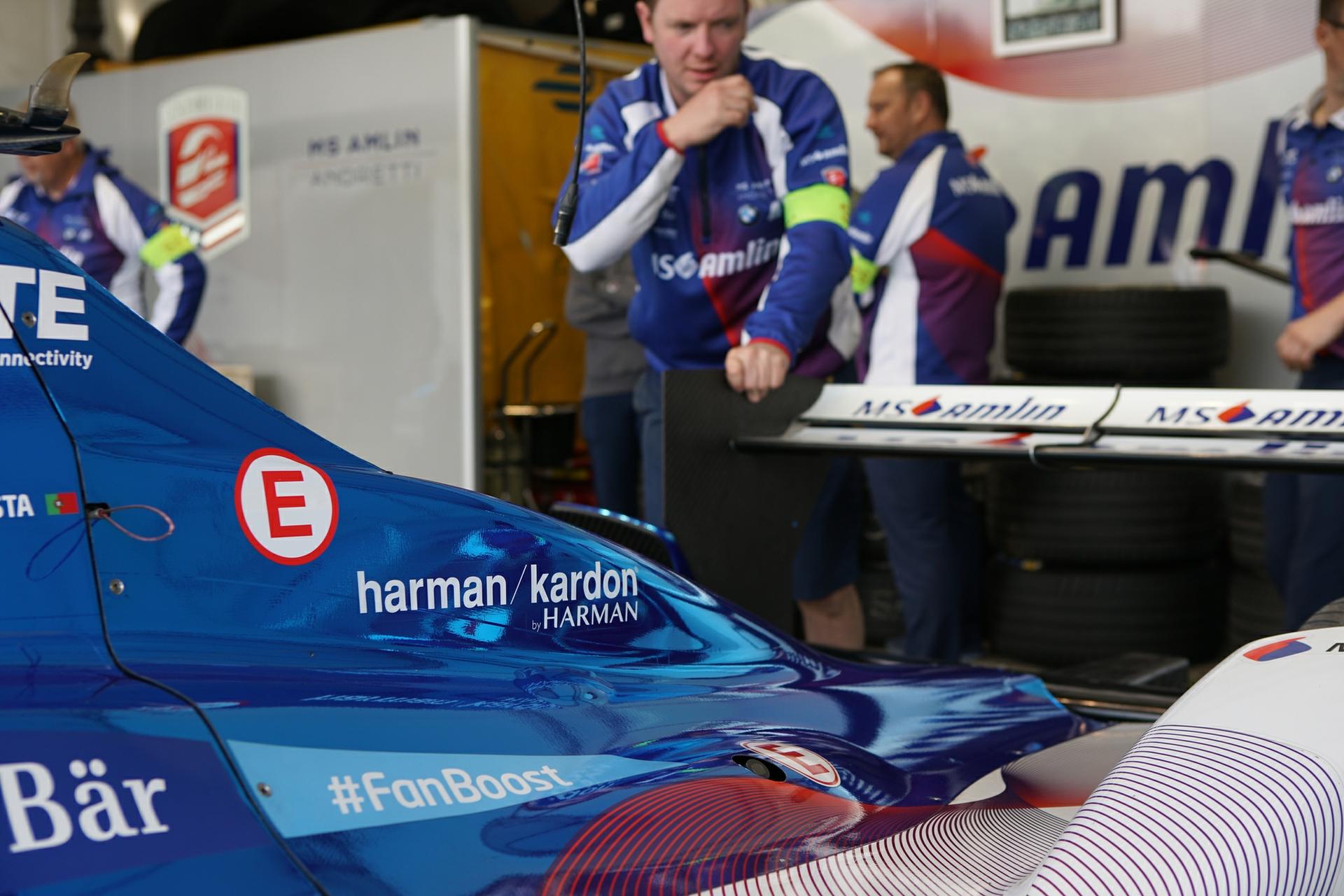 Harman Kardon Joins Global Formula E Racing Series_1