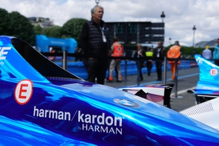 Harman Kardon Joins Global Formula E Racing Series