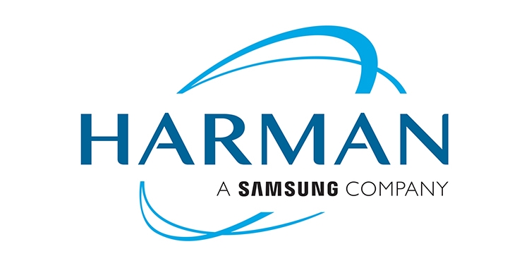Harman Primary Corporate Logo CMYK