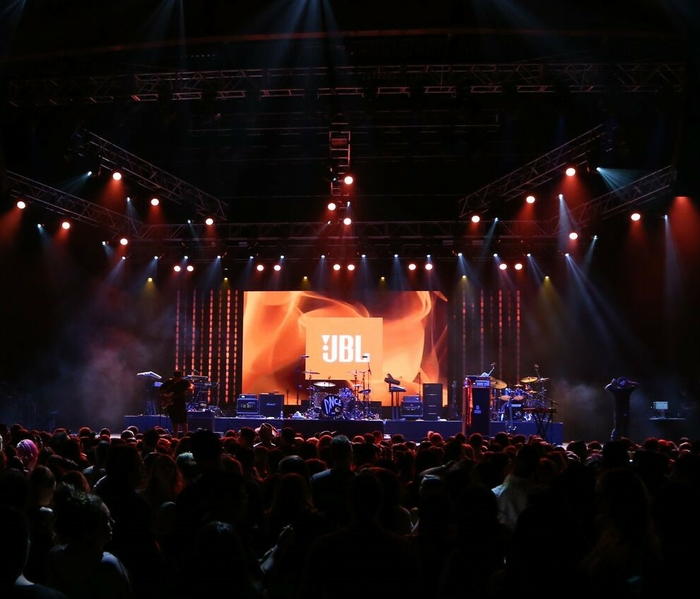 JBL Conquers Vegas with First Ever JBL Fest