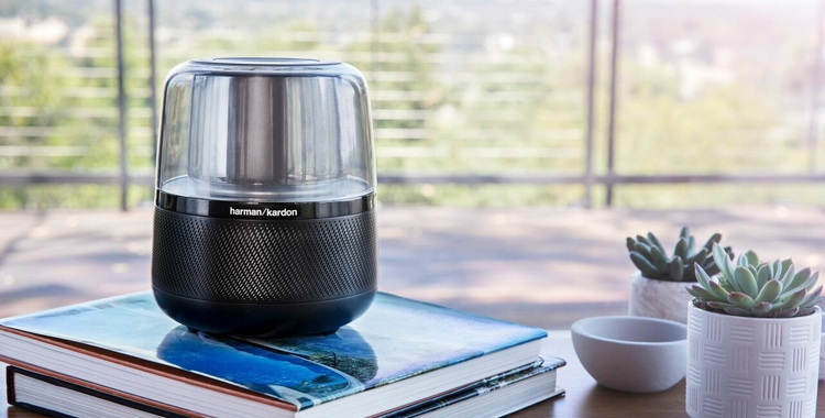 HARMAN introduces Harman Kardon Allure with Amazon Alexa to the Voice Activated Speaker Family