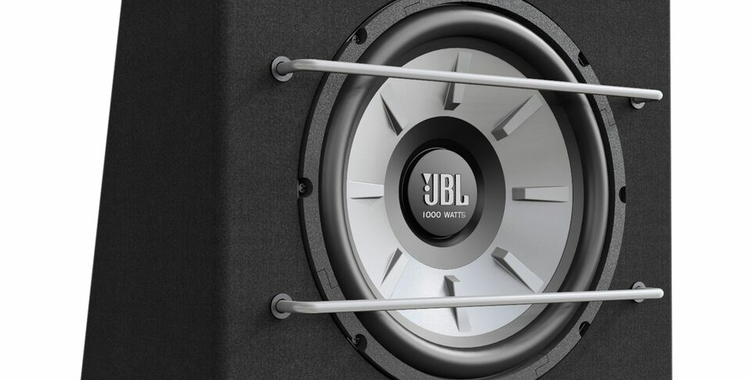 JBL Stage1200B Hero