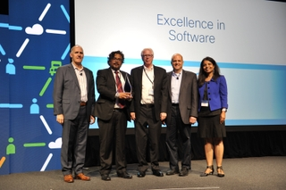 HARMAN Connected Services Awarded Excellence in Software award by Cisco