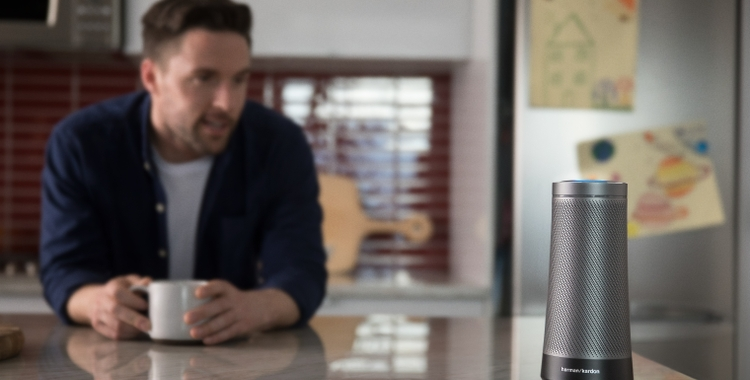 Say Hello to the Harman Kardon Invoke with Cortana by Microsoft: Available October 22